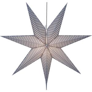 Pappersstjärnor med sladdställ